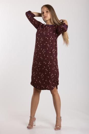 Ženska haljina Viscose Flow