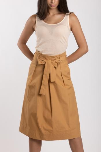 Ženska suknja Heavy Poplin