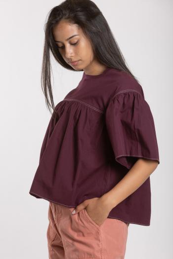Ženska majica Organic Cotton Poplin