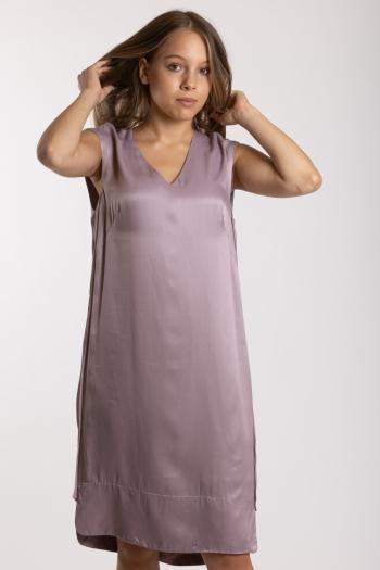 Ženska haljina Shiny Sateen