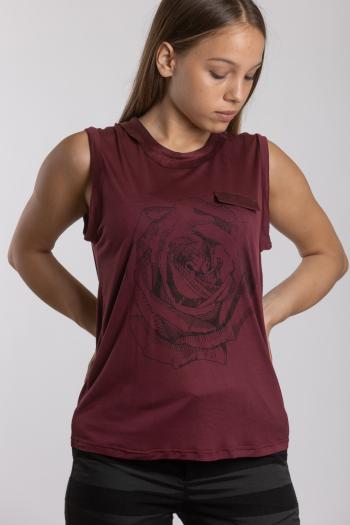 Ženska majica Rose Jersey