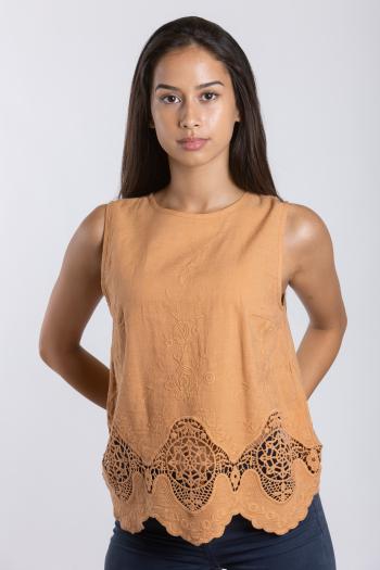 Ženska bluza Linen Anglaise