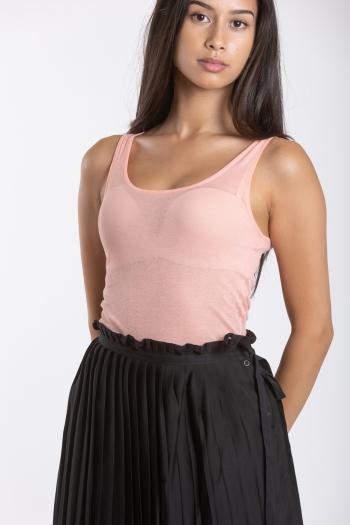 Ženski top Basic Cotton Jersey