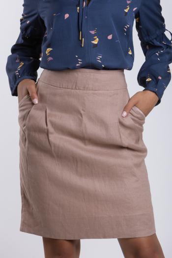 Ženska suknja Linen