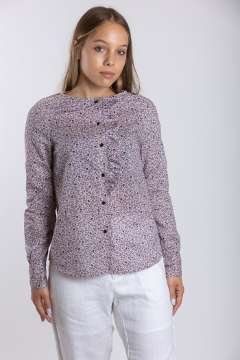 Ženska bluza Shirting Flower