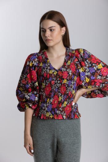 Ženska bluza Romy Poplin