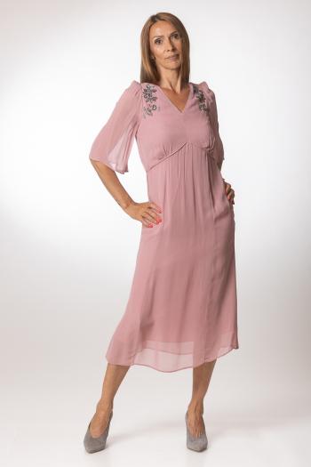 Ženska haljina  Beaded Viscose