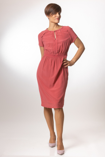 Ženska haljina Silken Fluid