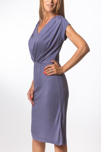 Ženska haljina Fluid Viscose Jersey