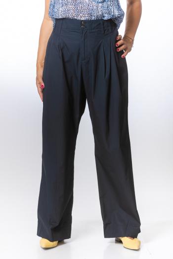 Ženske pantalone Heavy poplin