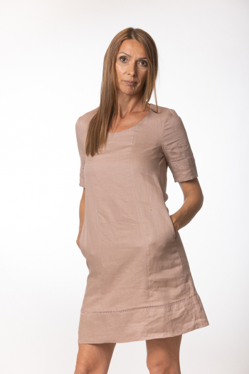 Ženska haljina Linen