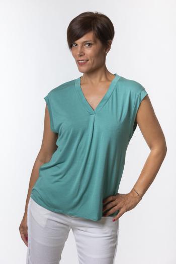 Ženska majica Jersey with cupro