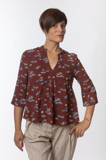 Ženska bluza Flower moss