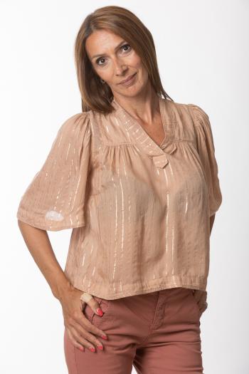 Ženska bluza Shimmer viscose