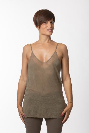 Ženska majica Linen knit