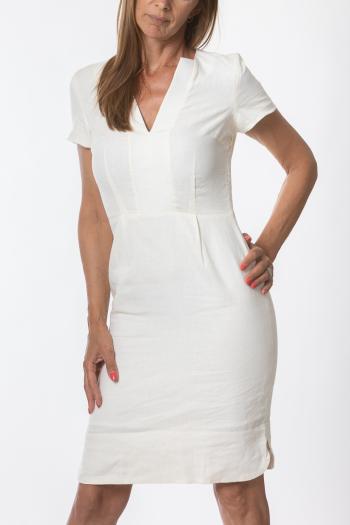 Ženska haljina Dress short sleeve
