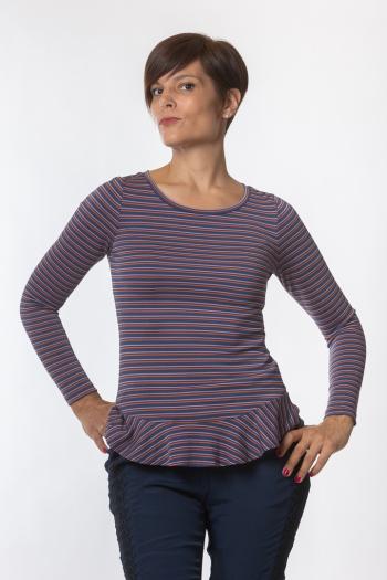 Ženska majica T-shirt, long sleeve