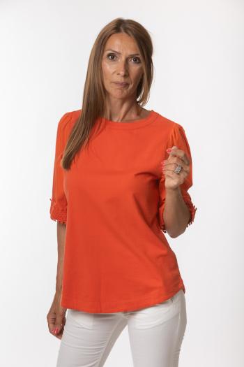 Ženska bluza T-shirt short sleeve