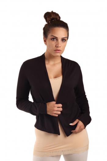 Ženski džemper Basic Cotton Melange