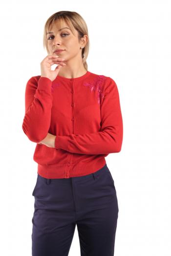 Ženski džemper Beaded Cardigan
