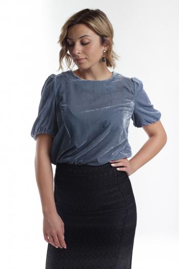 Ženska bluza Velvet
