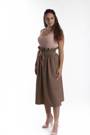 Ženska suknja  Otn recycled taffeta