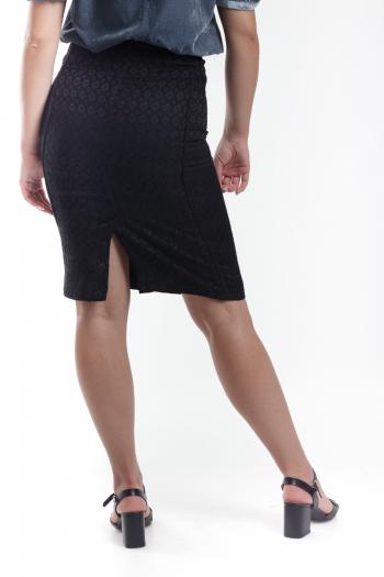 Ženska suknja Winter Jacquard