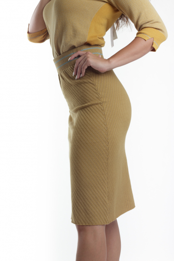 Ženska suknja Viscose Knit