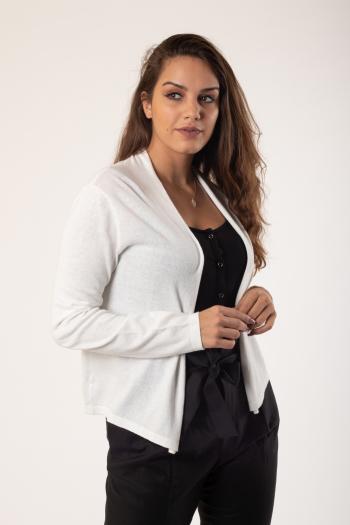 Ženska bluza Basic Cotton Melange
