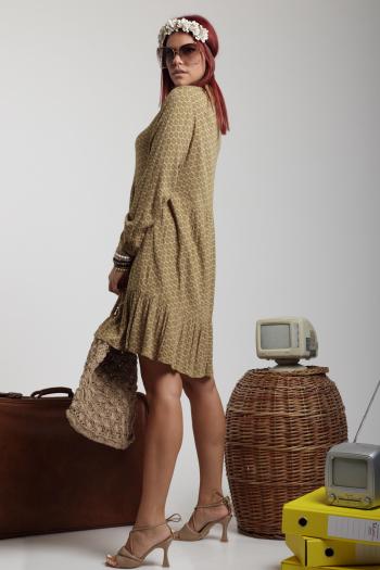 Ženska haljina MI507