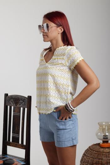 Ženska bluza AD117