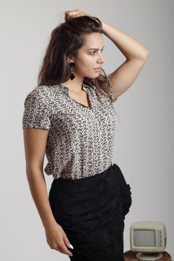Ženska košulja SK185