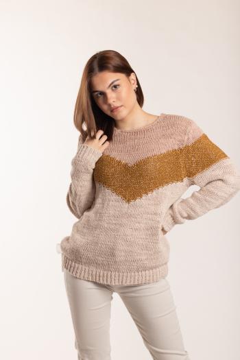 Ženski džemper EA317
