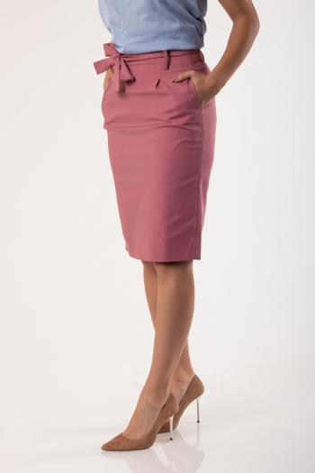 Ženska suknja Basic Strech
