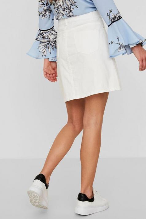 Ženska teksas suknja Sunny