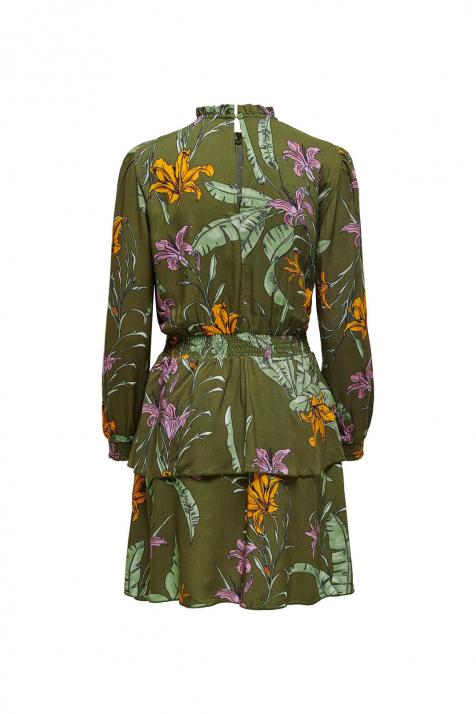 Ženska haljina Palm Life