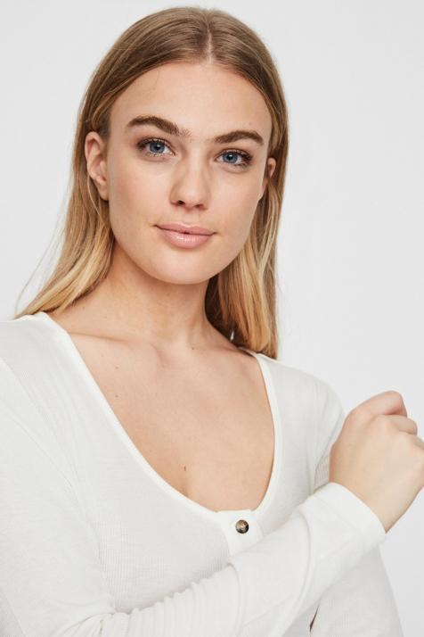 Ženska majica Henley