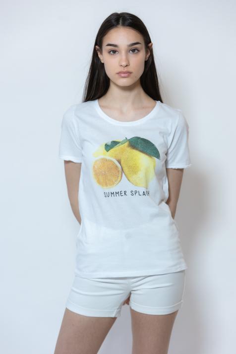Ženska majica Happy