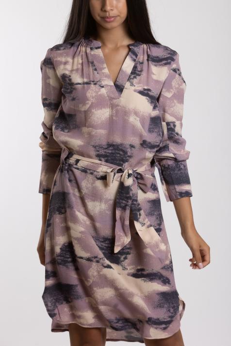 Ženska haljina Moss Crepe