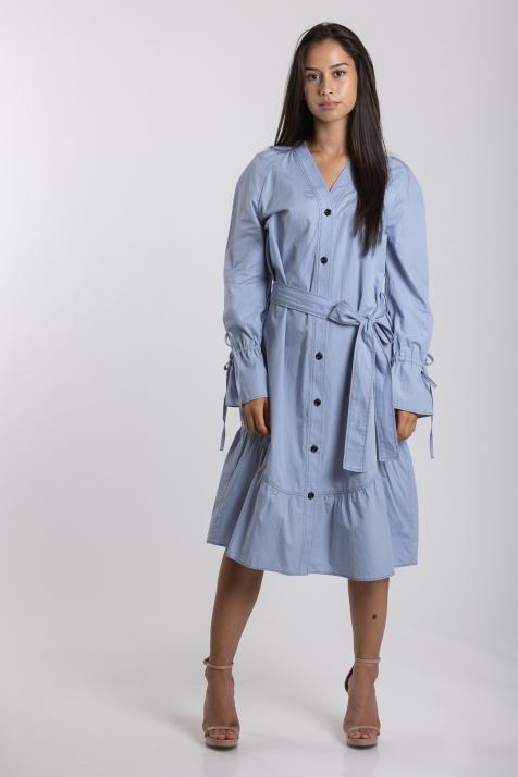 Ženska haljina Cotton Poplin
