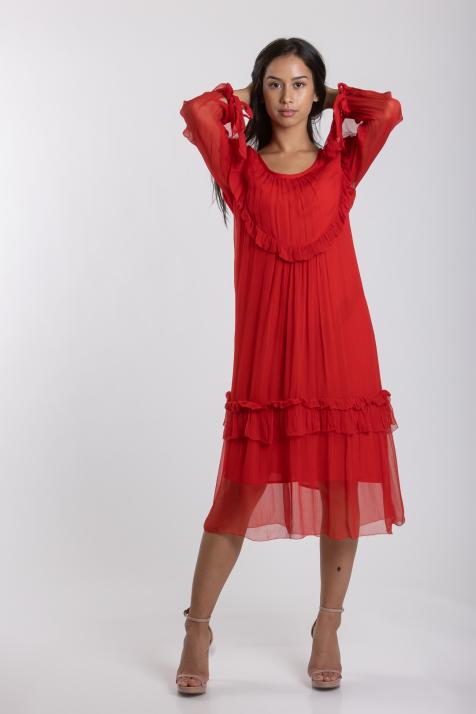 Ženska haljina Creaset Georgette
