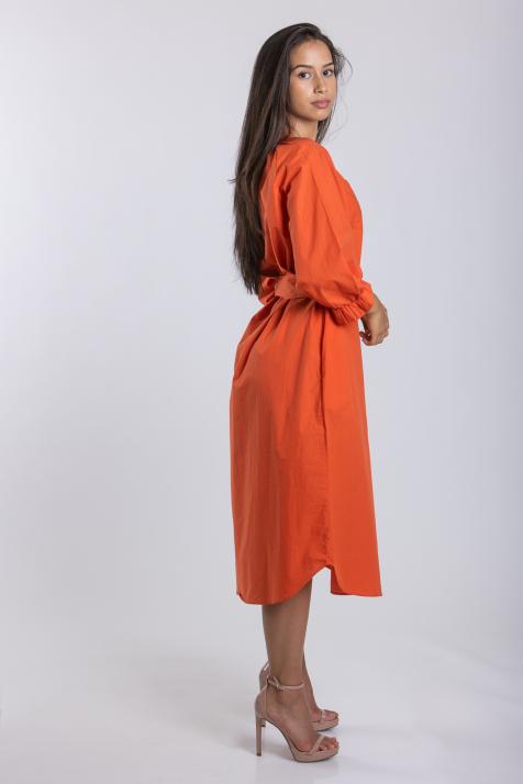 Ženska haljina Frock Poplin