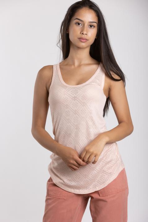 Ženska majica Basic Pointelle Jersey