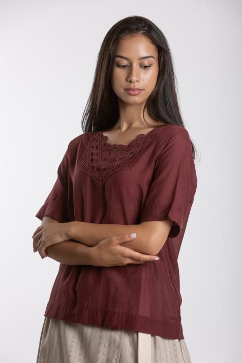 Ženska majica Laced Blouse