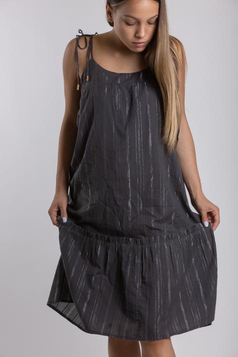 Ženska haljina Shimmer Cotton