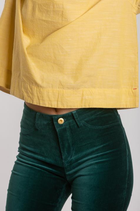 Ženske pantalone Strech Velvet