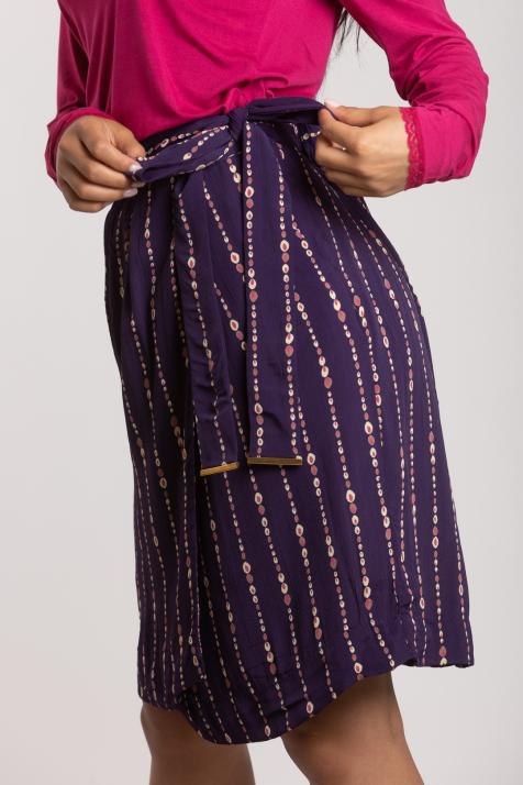 Ženska suknja Printed Viscose