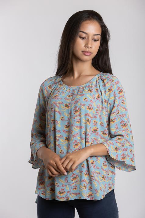 Ženska bluza Soft Moss