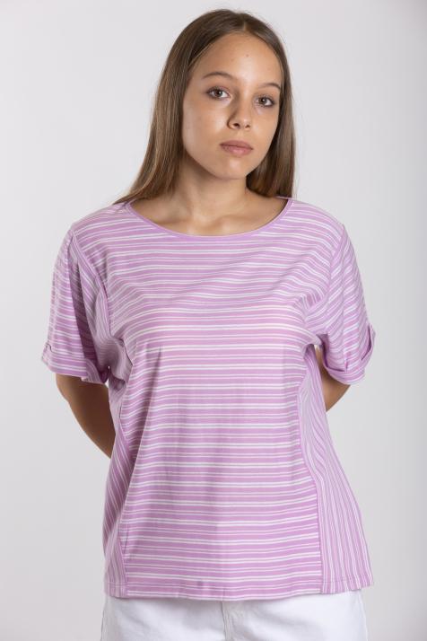 Ženska bluza Striped Jersey