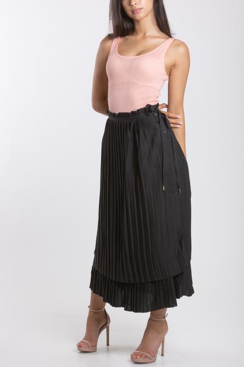 Ženska suknja Rexycled Plisse
